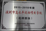 深圳市高水平运动项目学校